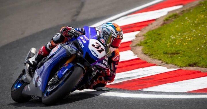 Garrett Gerloff remains with Yamaha