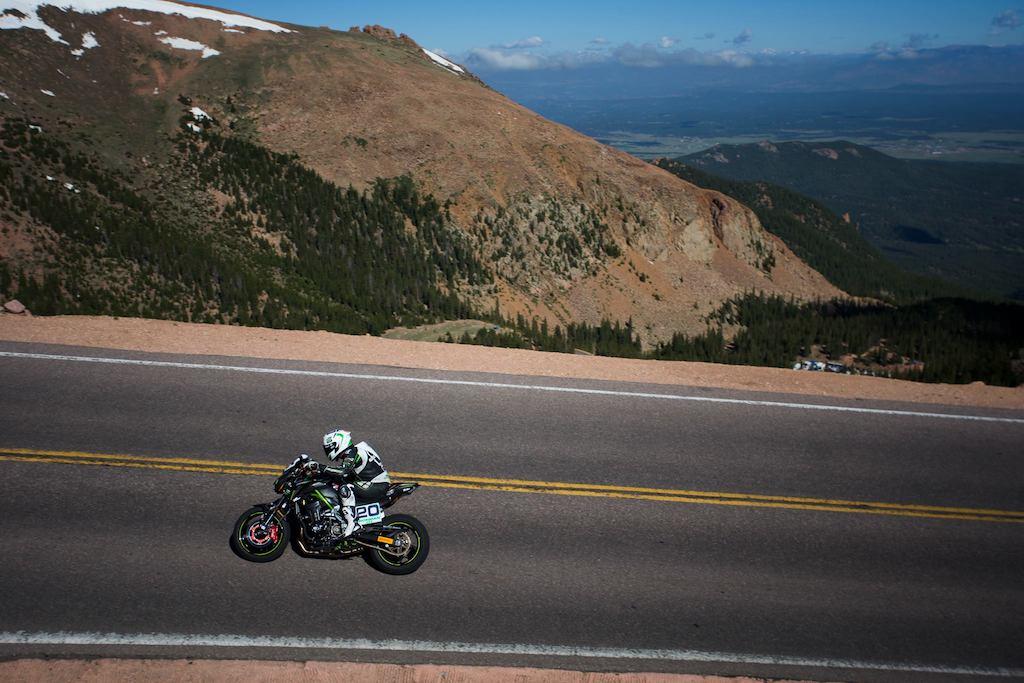 Pikes Peak Motorcycle Race