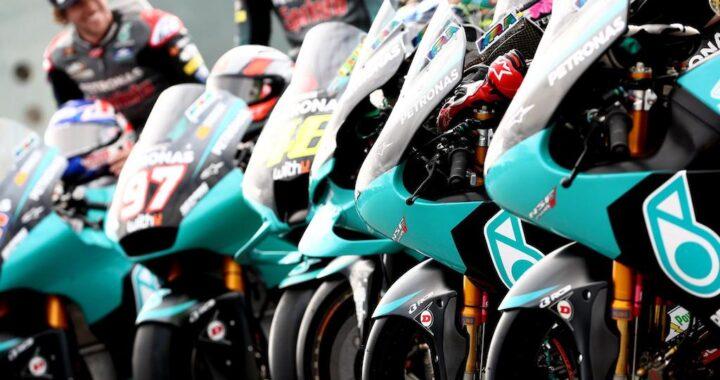 Petronas Yamaha SRT – The GP Shuffle