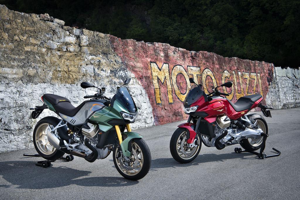 Moto Guzzi V1000 Mandello