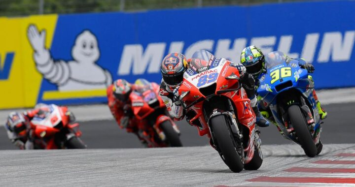Michelin Tyres remains the Official Supplier of MotoGP