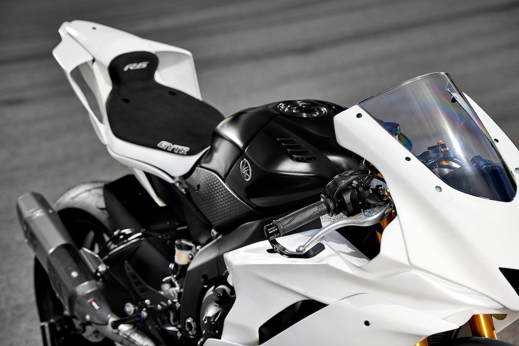 Yamaha YZF-R6 GYTR