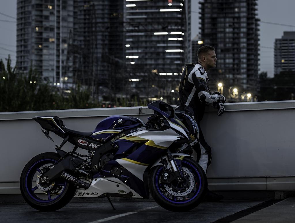 Featured Rider Matthew Bailey