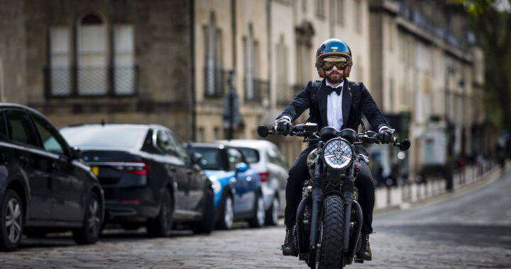 The Distinguished Gentleman's Ride Renews Partnership With Triumph