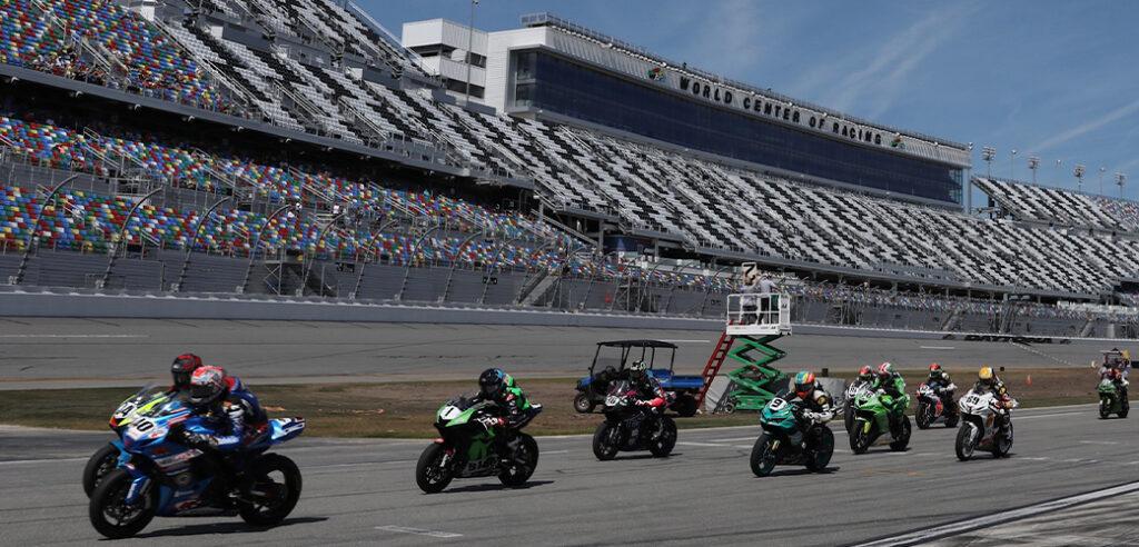 MotoAmerica Hosts Daytona 200