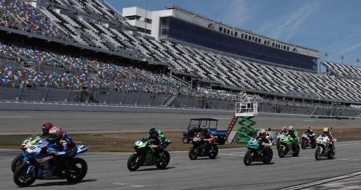 MotoAmerica Host Daytona 200 in 2022