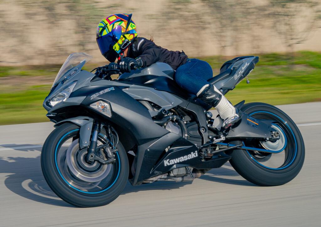 featured rider zx beast