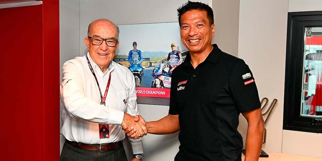 RNF MotoGP Racing