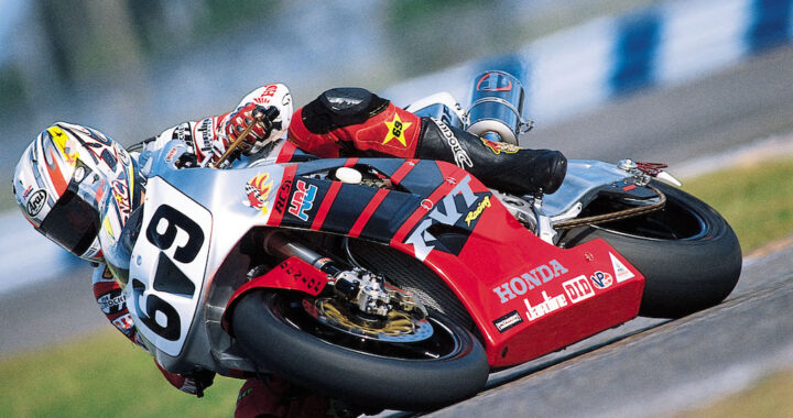 Nicky Hayden Inducted into the Motorsports Hall of Fame