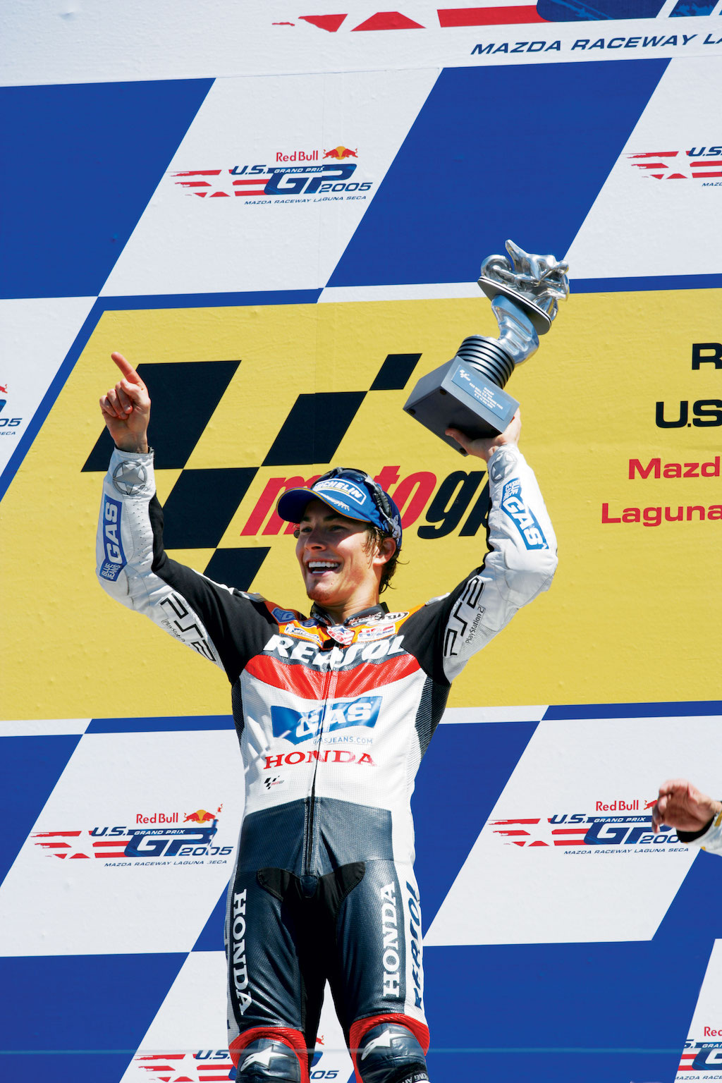 Nicky Hayden Inducted into