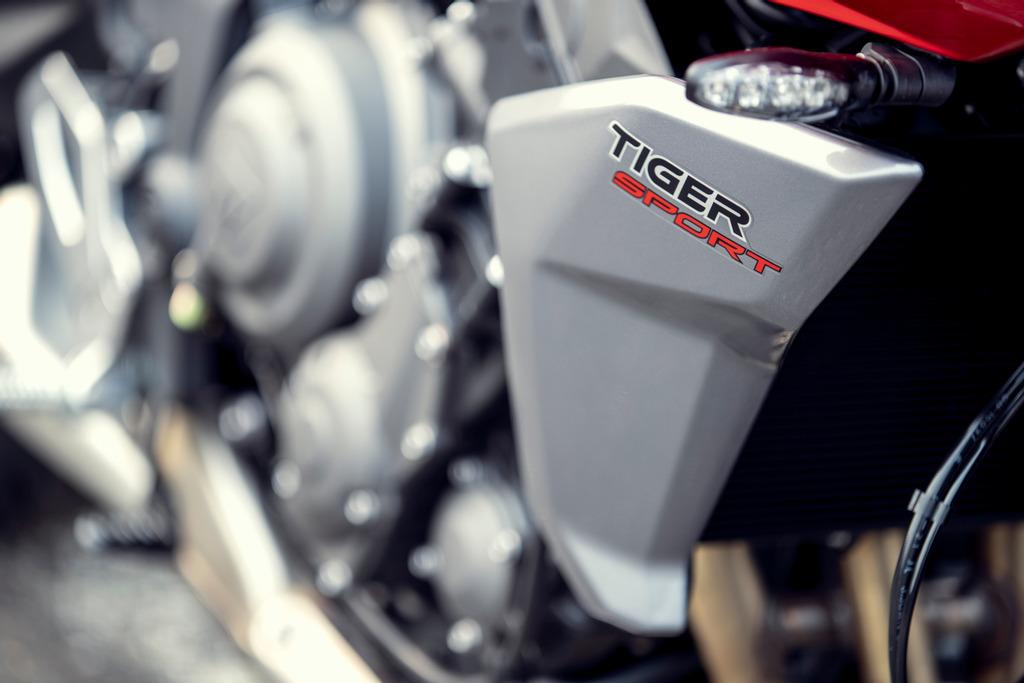 Triumph Tiger Sport 660 - First Look